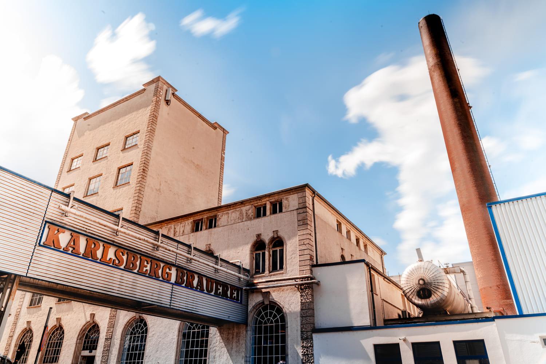 Karlsberg_Brauerei_Biere_Bick auf die Brauerei